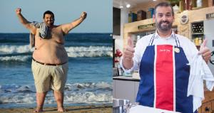 Robin Food antes y despues. Atracón a mano armada