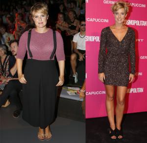 Tania Llasera antes y despues